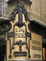 Magatzems El Indio, decoració de la cantonada.jpg
