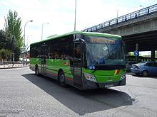 96af26277e Líneas urbanas de Getafe editar