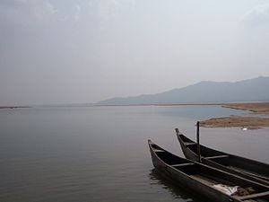 Geography of Odisha - Mahanadi river