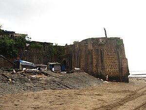 Mahim Fort - Image: Mahim Fort 2