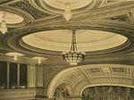 Main auditorium ceiling of Regent Theatre, Melbourne, 1929 (4773152925).jpg