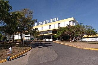 University of Puerto Rico at Arecibo - Main building