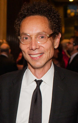 Gladwell in 2014