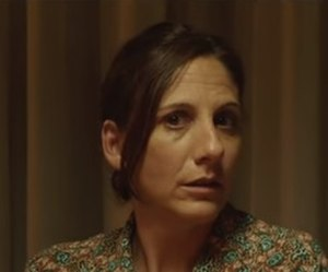 Malena Alterio - Malena Alterio in the short film Beta (2015)