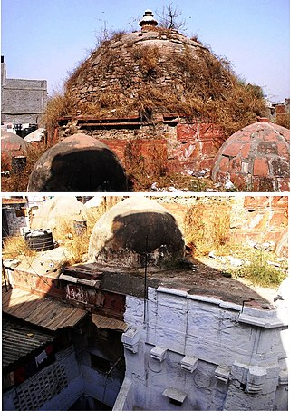 Malik Maqbul - Malik Maqbul's tomb in Delhi