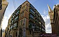 Malta - Valletta - West Street & Old Theatre Street - St. Paul Modern Buildings, b.1908, Triq il-Punent, West Street.jpg