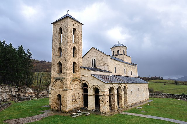 Monastery of Sopoćani