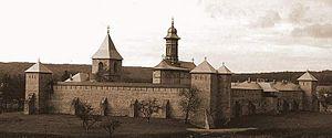 Dragomirna - The Dragomirna Monastery