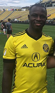 Kekuta Manneh Gambian footballer