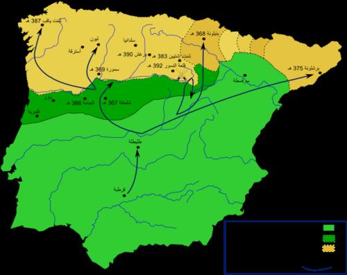 المنصور بن أبي عامر ويكيبيديا