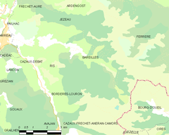 Map commune FR insee code 65064.png