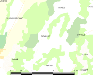 Map commune FR insee code 65381.png