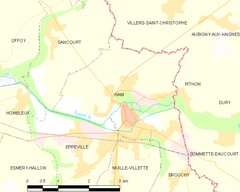 Map commune FR insee code 80410.png