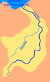 Map of basin of Alazeya.png