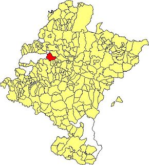 Maps of municipalities of NavarraGoñerria.JPG