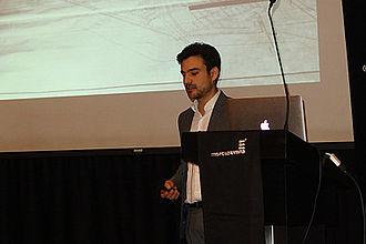 Marcel Holmberg - Marcel Holmberg - Mumbai Architecture Forum 2016