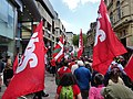 March for Welsh Independence arranged by AUOB Cymru First national march; Wales, Europe 48.jpg