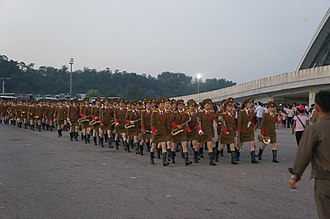 Central Military Band of the Korean Peoples Army - The band at Arirang Mass Games in August 2013