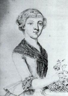 Maria Anna Thekla Mozart Cousin of Mozart