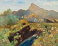 Marie Egner - Late Summer on the Salzburger Moor near Untersberg.jpg