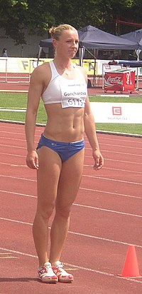 Marina Goncharova at TNT - Fortuna Meeting in Kladno 16June2010 061.jpg