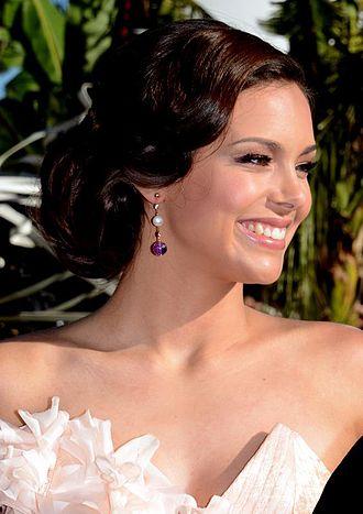 Miss France - Image: Marine Lorphelin Cannes 2013 2