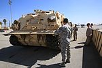Marines, Airmen transport tank using strategic airlift 161012-M-YR007-053.jpg