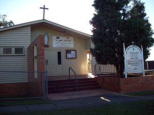 Greenslopes, Queensland - Maronite (Lebanese) Catholic Church in Greenslopes