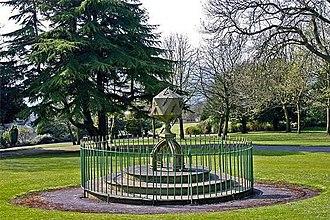 Nelson, Lancashire - Image: Marsden Park