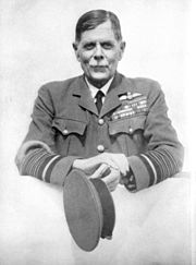 Marshal of the RAF Sir Hugh Trenchard