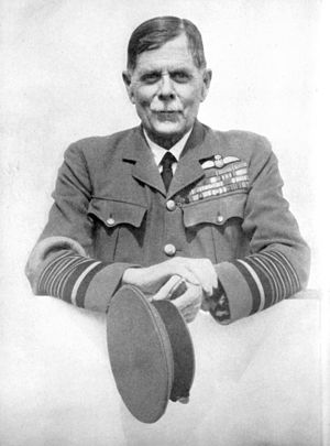 Marshal of the Royal Air Force - Marshal of the Royal Air Force Sir Hugh Trenchard.
