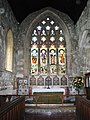 Marsworth Church altar and East Window - geograph.org.uk - 1198521.jpg