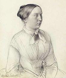Martha von Sabinin (Alma Froriep zugeschrieben) (Quelle: Wikimedia)