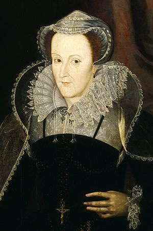 Painted in 1578 during captivity in England