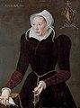 Marytge Dedel (1547-1621), by Isaac Claesz van Swanenburg.jpg