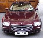 Maserati Quattroporte (2005) (34079794660).jpg