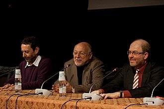 Massimo Gramellini - Image: Massimo Gramellini, Michele Serra e Vittorio Zucconi