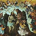 Master Of The St. Bartholomew Altar - The Baptism of Christ - WGA14622.jpg