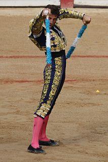 Juan José Padilla Spanish bullfighter (born 1973)