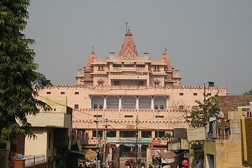 Mathura Temple-Mathura-India0002