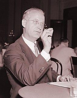 J. B. Matthews American political activist