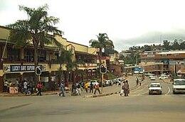 Mbabane – Veduta