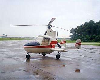 McCulloch J-2 - Image: Mc Culloch J 2 Aero Super Gyroplane GPN 2000 001904