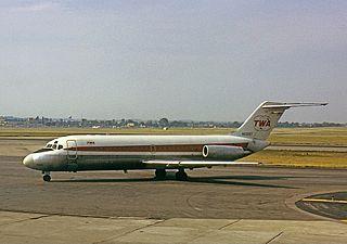 TWA Flight 553 mid-air collision