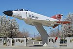 McDonnell F-4D Phantom II '40952 - ED' (N402AV) (27660501961).jpg