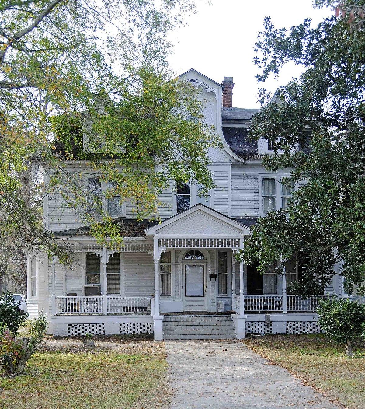 Mcmillan House Latta South Carolina Wikipedia