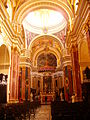 Mdina Metropolitankathedrale St. Paul Innen 2.JPG