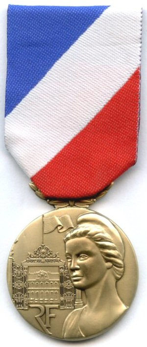 Medal for internal security