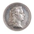 Medalj, greve Erik Ruuth, 1805 - Skoklosters slott - 110772.tif