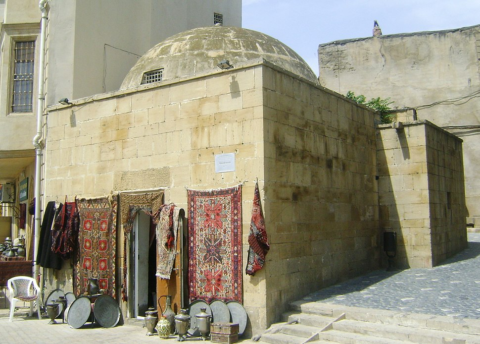 Medrese(school-mosque)-Old City Baku Azerbaijan 1646